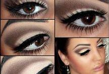 Make me beautiful. / Makeup and fashion ideas.