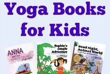 Kids Yoga Stories Books / Yoga books for kids and creative kids yoga resources for ages 3 to 8 integrating reading, movement, and fun! Join us at www.kidsyogastories.com.