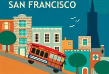 San Francisco / by Michelle Johnson
