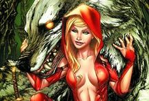 The Red Riding Hood (Le petit chaperon rouge)