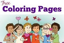 Books & Resources / Books and resources for teaching children.