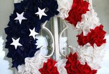 4th of July/Memorial Day/Labor Day / by Melissa Bodell