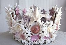 Shell Art 2 / by Rose Cottage Arts