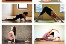 Fitness / Fitness inspiration as well as workout routines and healthy life style