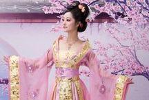 Japanese - Geisha & kimonos