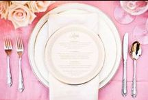 Place Settings / by Andrea Freeman Events