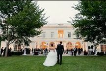 Wadsworth Mansion - Middletown, CT / Country #couture #wedding in New England / by Andrea Freeman Events