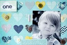 Boys scrapbook ideas / by Karen Jorgensen