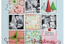 Christmas Scrapbook Pages / by Karen Jorgensen