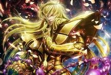 Saint Seiya for Ever / Tableau d'illustration de la licence Saint Seiya - Les chevaliers du zodiaque