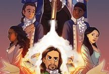 Hamilton Trash / I am obsessed with this musical!