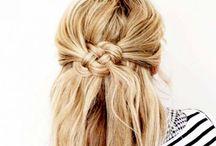 HAIR&FACE   style, ideas / by Sami Lynn