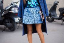 Street style - The Cool Guide / by Tess C H.