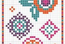 Cross Stitch pattern & more