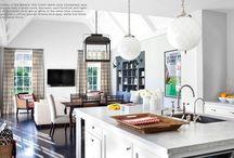 Dream Kitchen / by Tess C H.