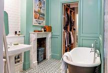 Dream Bathroom / by Tess C H.