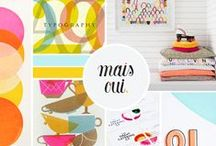 :INSPIRATION BOARDS: / by Elba Valverde | Live Colorful