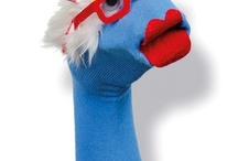 My favorite sock puppets / by Faith Sedlin