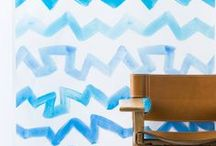 :DECOR: Wall Treatments  / by Elba Valverde | Live Colorful