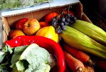 Veggie box recipes / Ideas and inspiration to help me use my weekly veg box to the full!  / by Forest Flower Designs