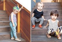 :STYLE: Kids Fashionistas / by Elba Valverde | Live Colorful