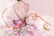Fashion Illustration / by Tess C H.