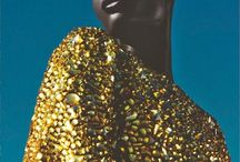 Sequins & Sparkle - Gold / by Tess C H.