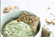 Spread / spreads, dressings, dips and the like / by Emily Hastings