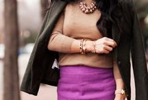 Street Style - The Cute Guide / by Tess C H.