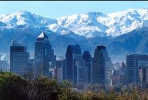 Chile <3 / My beautiful country, I'm very proud.