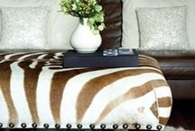 Africa / African home decor