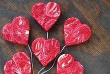 Valentine's food idea / Valentine foods ideas for Valentine's day