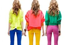 :STYLE: Color Block / by Elba Valverde | Live Colorful