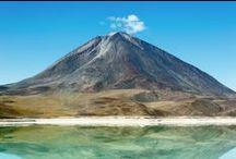 América Latina / Destinos incríveis na América Central e do Sul!