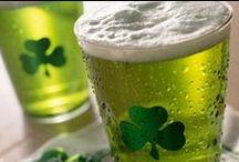 Saint Patrick food ideas / Food ideas to celebrate St Patrick day