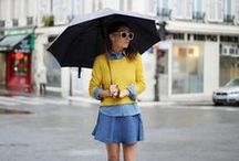 FASHION IN COLOR / on aime la couleur dans la mode, une sélection colorée qui fait du bien !