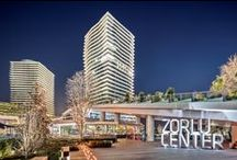 Zorlu Centre / Shopping centre, performing arts centre, offices and a luxury hotel - the Zorlu Centre is Istanbul's most ambitious construction project and each lighting circuit across the project is controlled by Helvar equipment.