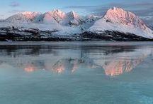 La Norvège en hiver / Voyager en Norvège en hiver pour y découvrir des paysages somptueux