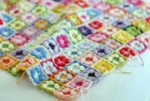 GrannySquareLove / Love granny squares? Lots of pretty granny square crochet inspiration! / by Forest Flower Designs