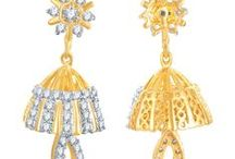 Artificial Earring Jewelry / #Antiqued #Imitation best collections for #Earring #Earcuff #Jhumka's