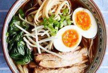 Noodles / Ramen, spaghetti, udon, zoodles, spaghetti squash, rice noodles..... Noodles.