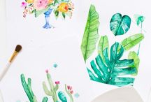 :WATERCOLOR LOVE: Amor por Acuarelas
