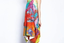 dreaming about Summer frocks that look like this / by Saffron Craig