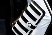 WHY I LOVE BLACK & WHITE / Classic black and white. Forever chic and my favourite colour combination.