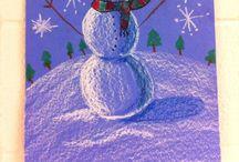 My Students Art Work! / My middle school students' artwork / by Deborrah Simmons