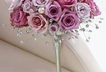 Bridal Bouquets I love / A Fairytale Wedding loves!  #bridal bouquets A Fairytale Wedding will create a one of a kind bridal bouquet just for you! Your favorite flowers, colors and special touch will be added.  www.afairytalewedding.com (562) 314-7787