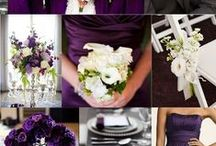 Purple / A Fairytale Wedding is one of Southern California's most sought out Destination Wedding Specialist.  We love to see how colors and fashion makes every event so unique.   www.afairytalewedding.com  (562) 314-7787