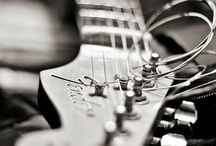 Guitars / A good guitar should not only sound great, but look great and feel great to hold.