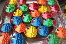 cup cakes / by Joyce Pare'