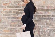 PREGNANCY STYLE / Pregnancy style.